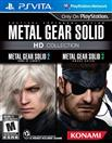 SONY PS VITA METAL GEAR SOLID GAME